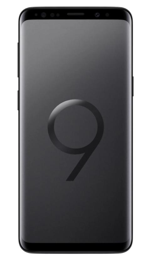Samsung Galaxy S9 SM-G960 256GB Dual SIM Black