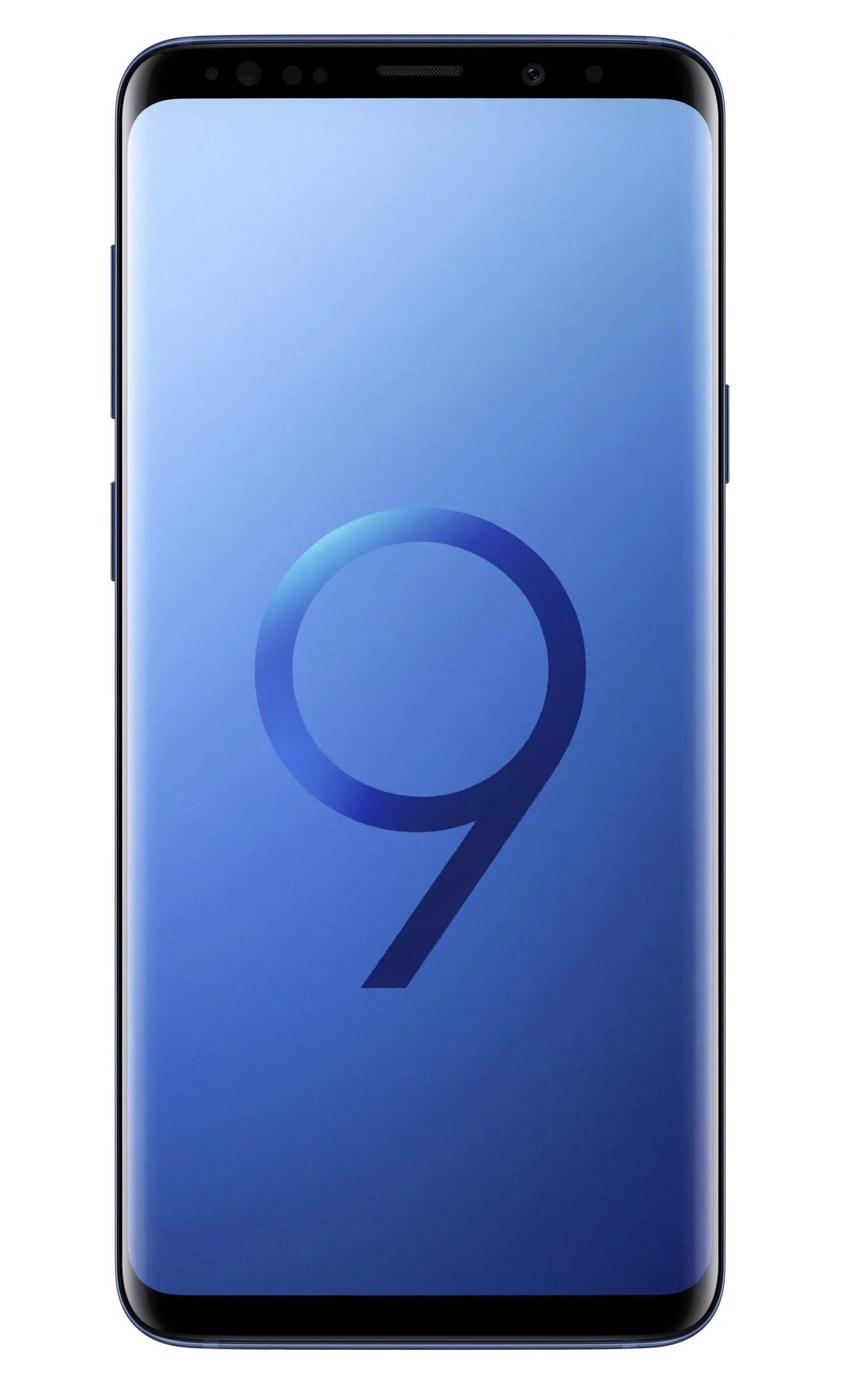 Samsung Galaxy S9+ SM-G965 64GB Dual SIM Blue