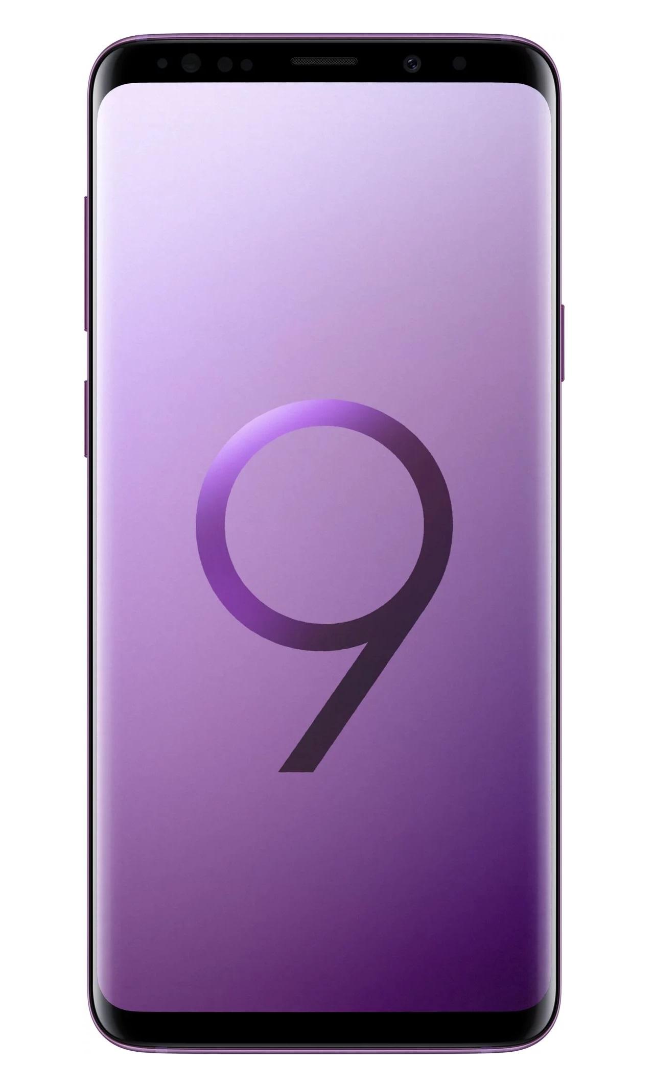 Samsung Galaxy S9+ SM-G965 64GB Dual SIM Purple