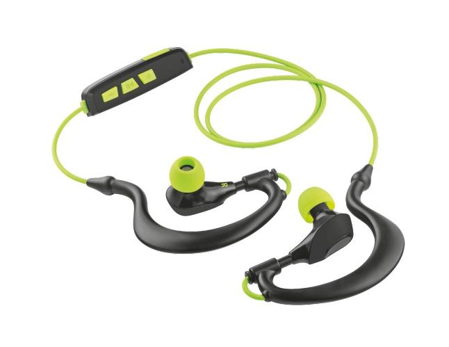 TRUST Senfus Sports Headphones In-ear Bluetooth