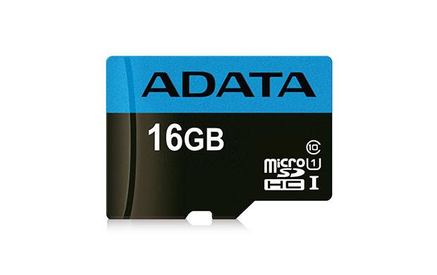 Paměťová karta SanDisk microSDHC 16GB, UHS-I, class 10, s adaptérem
