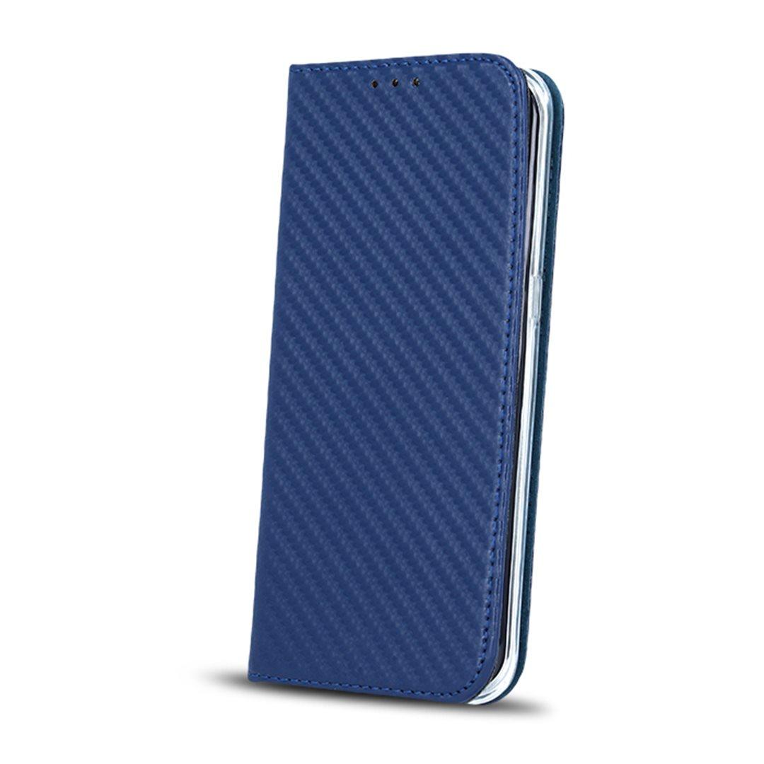 Smart Carbon flipové pouzdro Huawei P9 Lite Mini dark blue