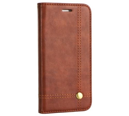Forcell Prestige flipové pouzdro Apple iPhone 5/5s/SE brown