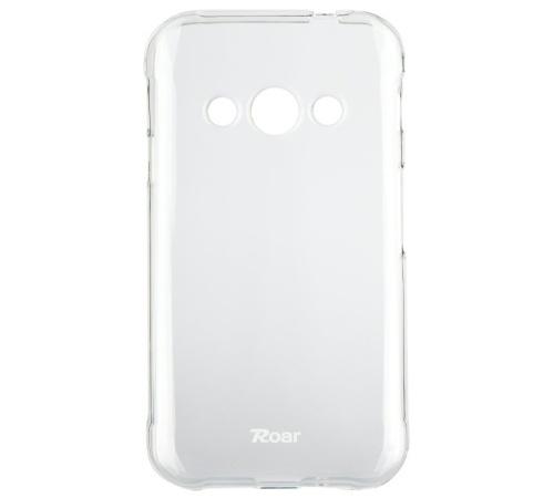 Kryt ochranný Roar pro Samsung Galaxy Xcover 3 (SM-G389F) transparent