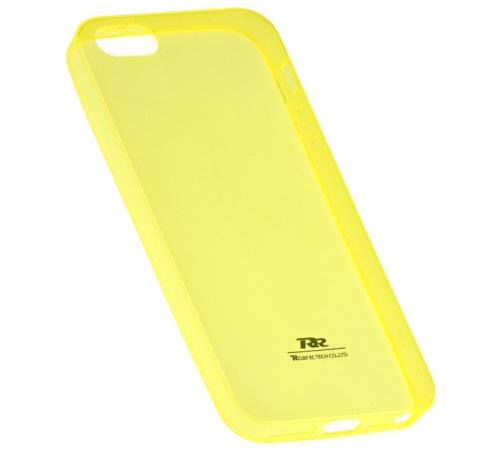Kryt ochranný Roar 0,3mm pro Huawei P9 Lite, žlutá