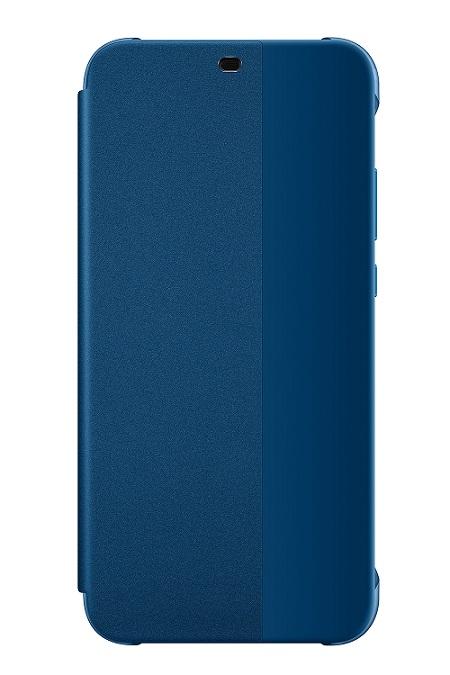 Huawei Original flipové pouzdro Huawei P20 Lite blue