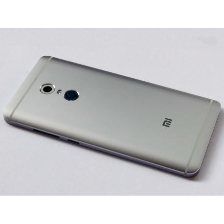 Xiaomi Redmi Note 4 Battery Cover Assy silver gray
