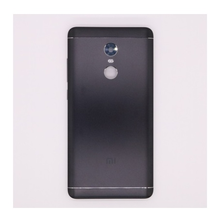 Xiaomi Redmi Note 4 Battery Cover Assy black