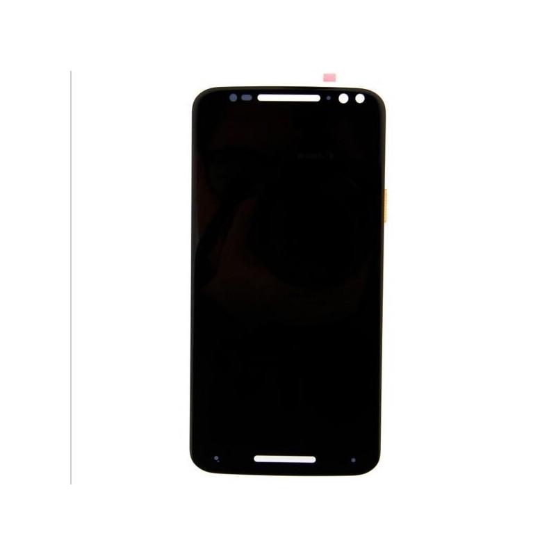 LCD + dotyková deska Lenovo Moto X4, black