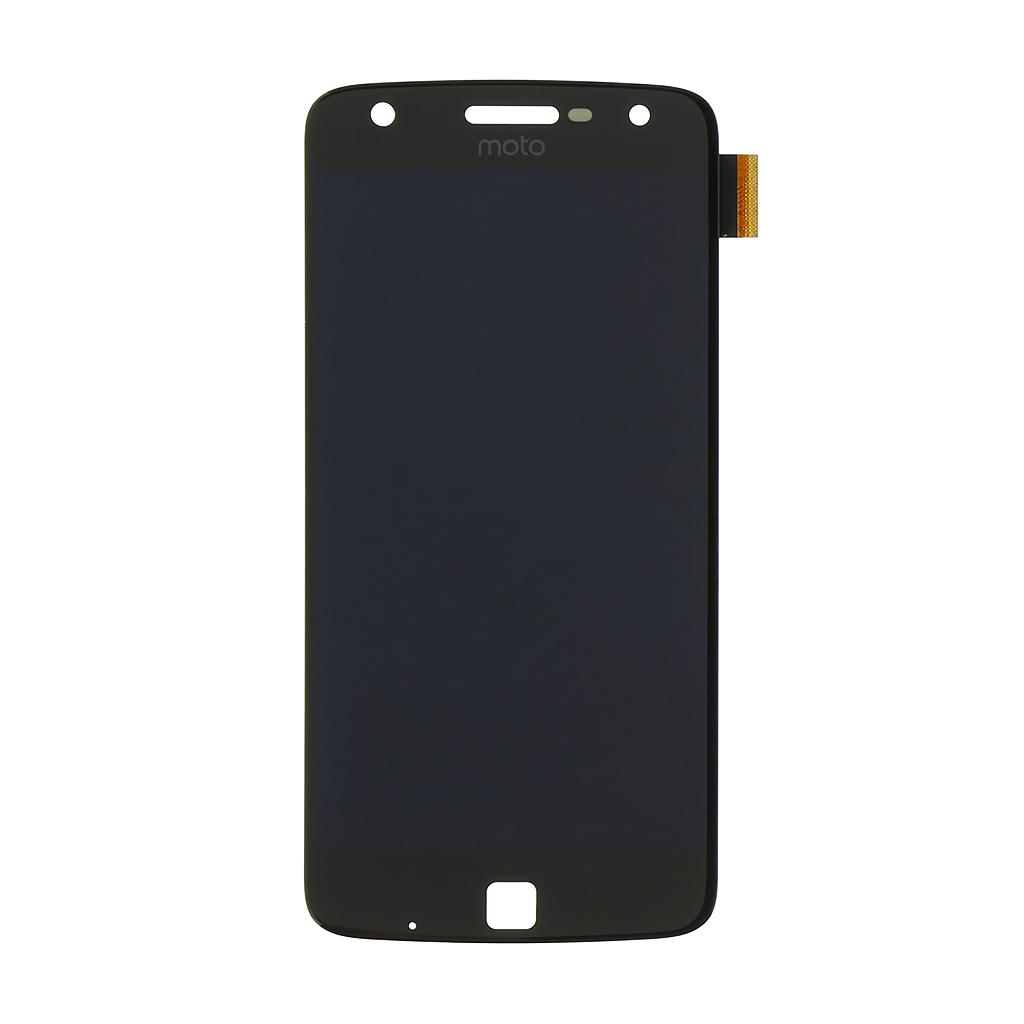 LCD + dotyková deska pro Lenovo Moto Z2 Play, black