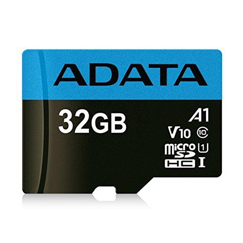 Paměťová karta ADATA MicroSDHC 32GB, UHS-I, class 10