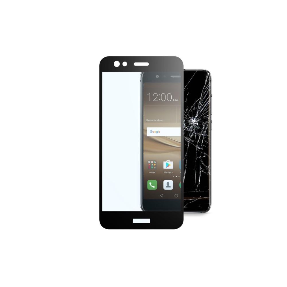 Tvrzené sklo CellularLine CAPSULE pro Huawei P10 Lite, black