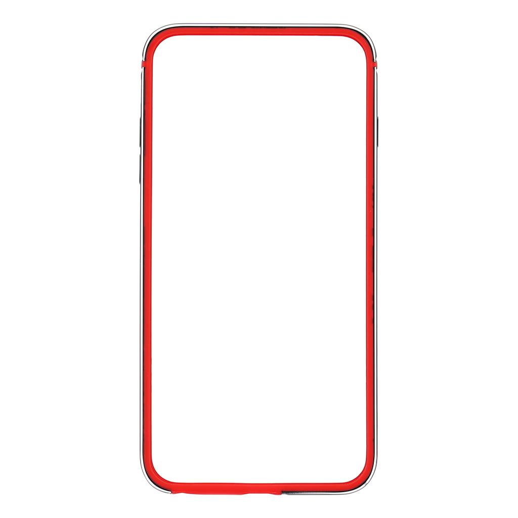 FEBPMP6BK Ferrari Racing Bumper pro iPhone 6/6S Black