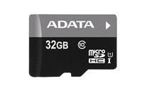 Paměťová karta ADATA MicroSDHC 32GB Premier UHS-I U1, class 10