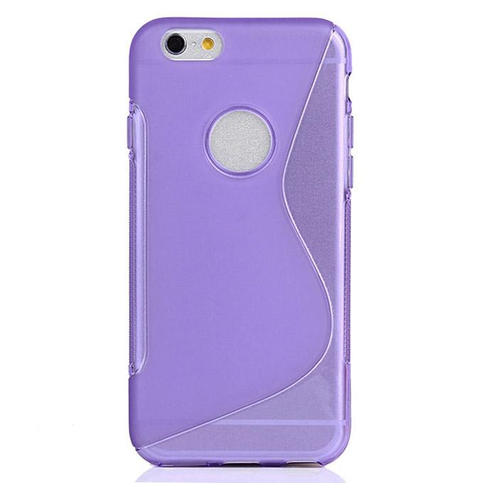 Ultra Slim S Case pro HTC M8 / ONE 2, fialová - VÝPRODEJ!!