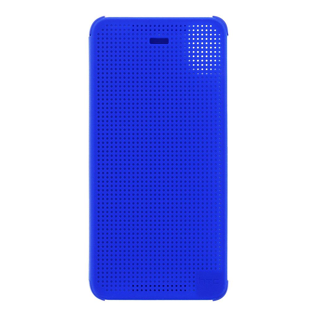 HTC HC M180 Dot Folio Pouzdro pro Desire 626 Blue - VÝPRODEJ!!