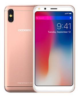 Mobilní telefon Doogee X53 Dual SIM Gold