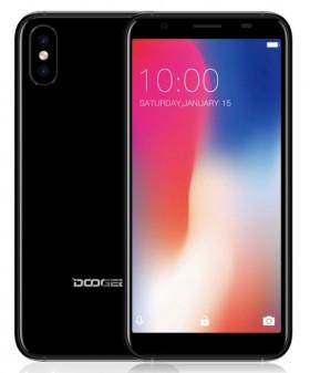 Mobilní telefon Doogee X55 DualSIM Black