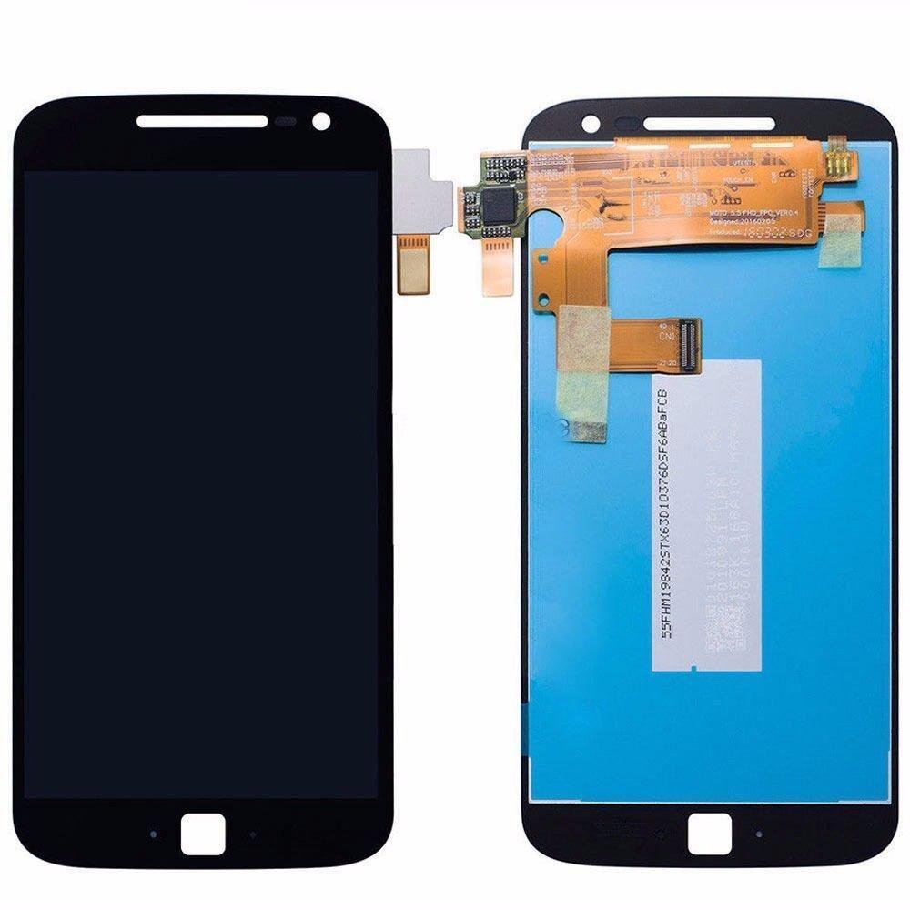 LCD + dotyk Lenovo Moto G4 Plus, black