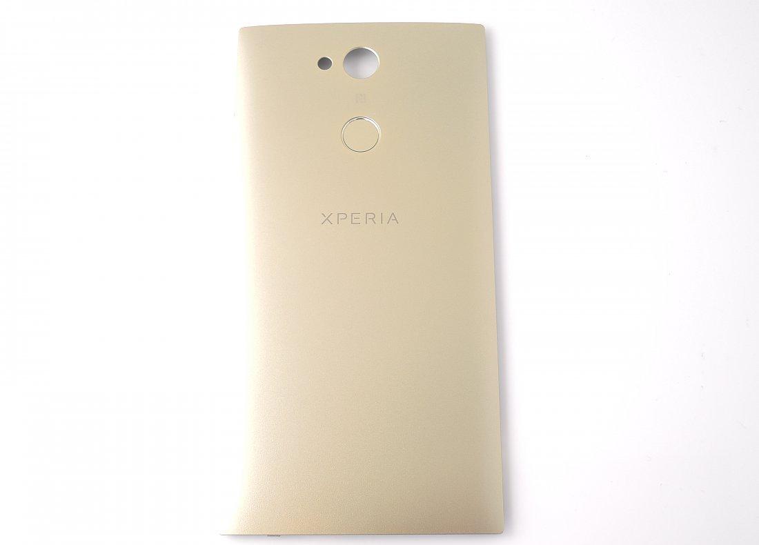 Zadní kryt baterie na Sony Xperia L2, gold (Service Pack)