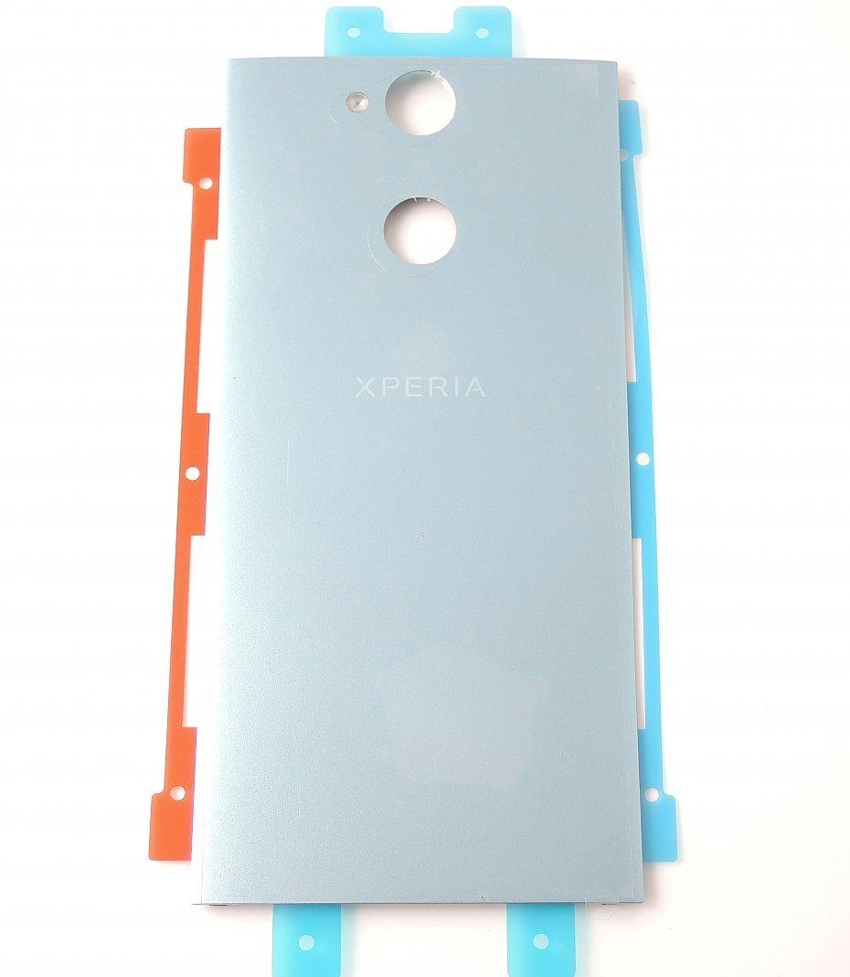 Zadní kryt baterie na Sony Xperia XA2, blue (Service Pack)
