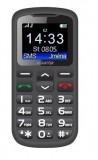 Mobilní telefon Aligator A431 Senior Black / Gray