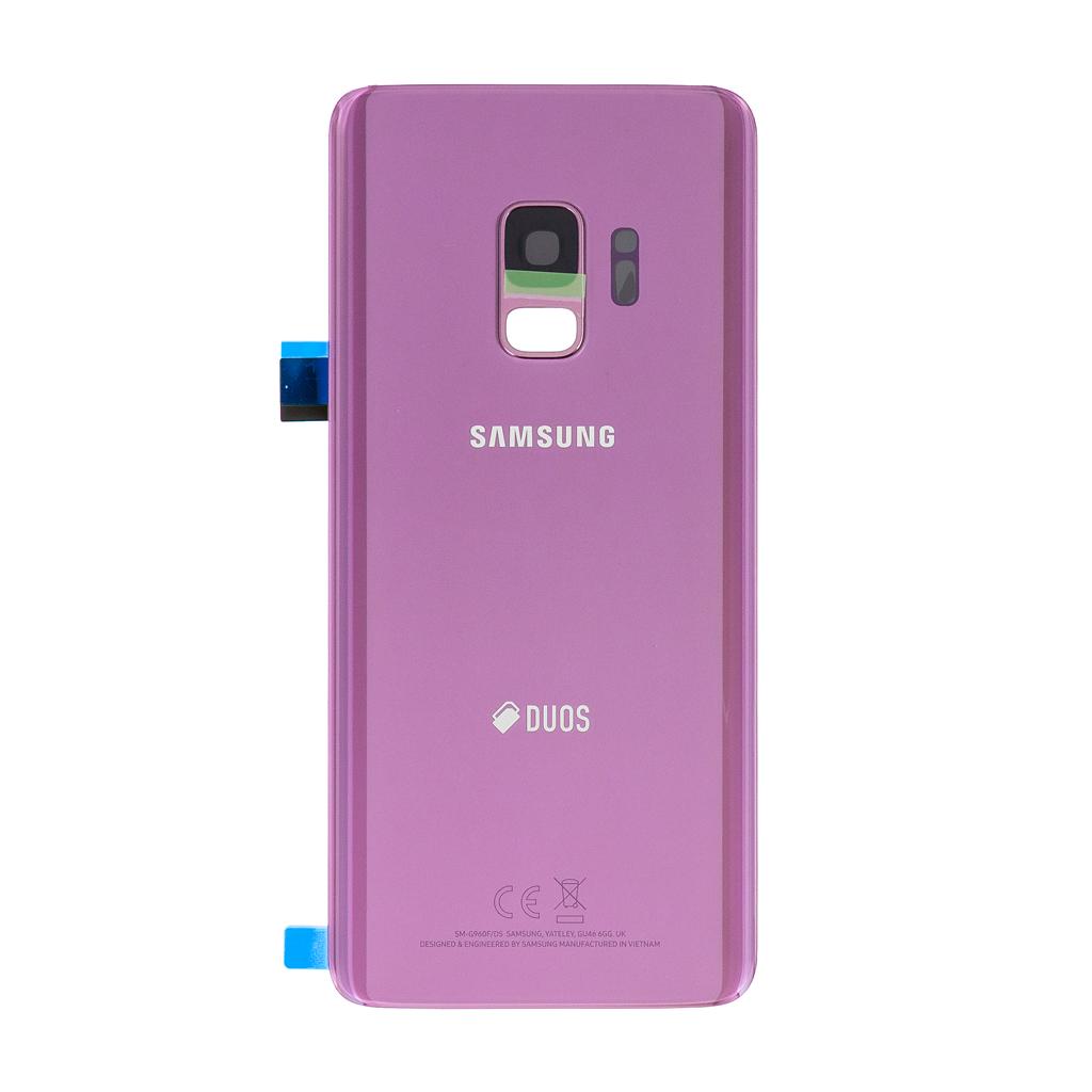 Zadní kryt baterie na Samsung Galaxy S9, purple