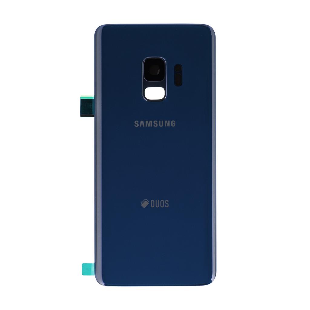 Zadní kryt baterie na Samsung Galaxy S9, blue