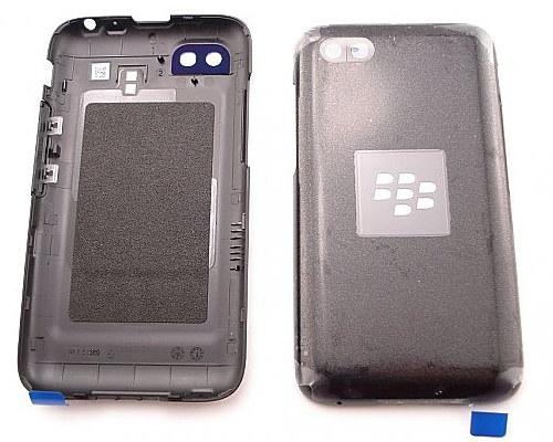 Zadní kryt baterie na BlackBerry Q5, black/černá