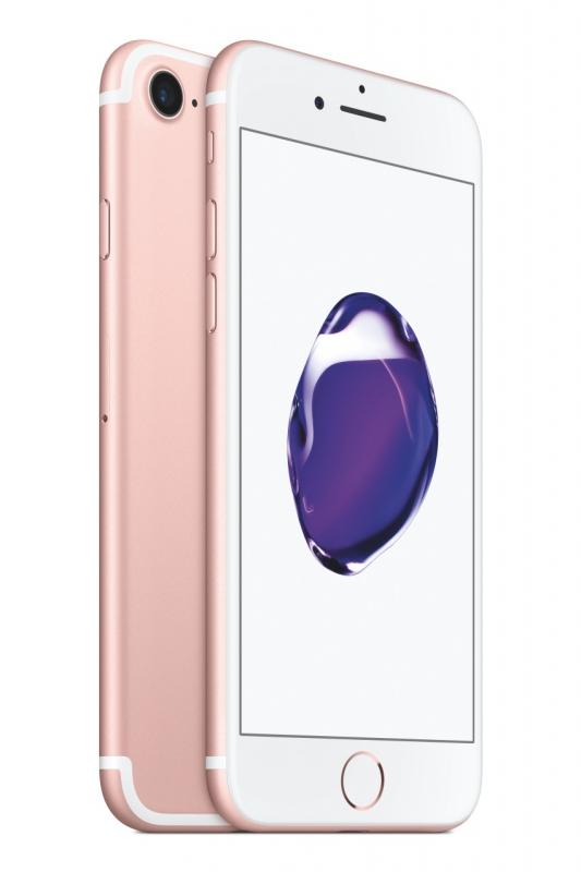 Apple iPhone 7 32GB RFB růžová/zlatá