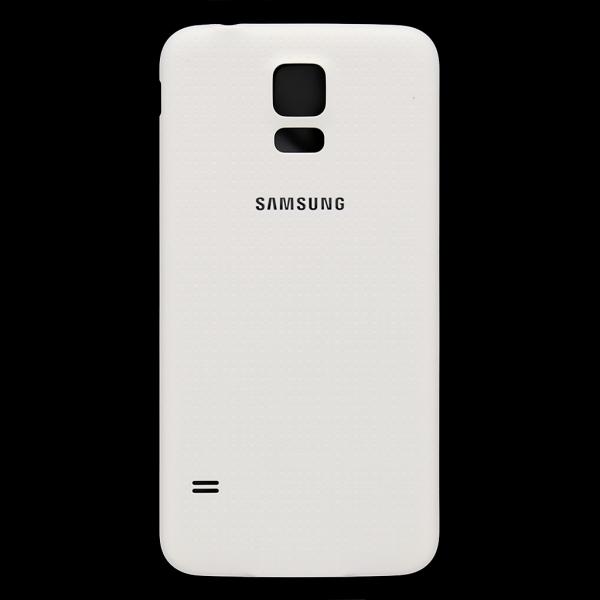 Zadní kryt baterie na Samsung Galaxy S5, white
