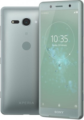 Mobilní telefon Sony Xperia XZ2 Compact H8324 Dual Sim Moss Green
