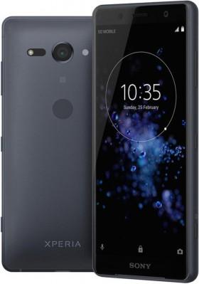 Mobilní telefon Sony Xperia XZ2 Compact H8314 Single Sim Black