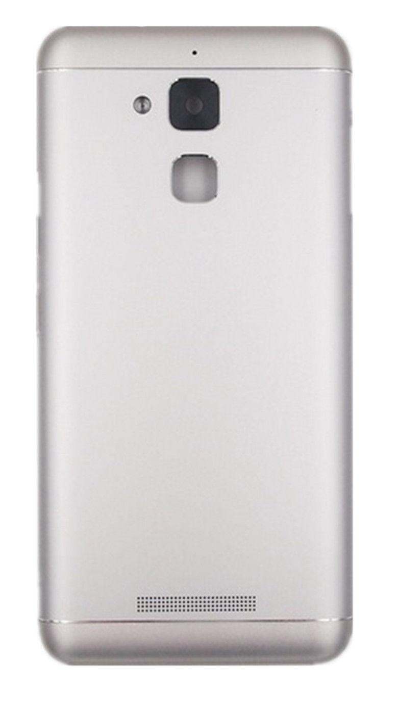 Zadní kryt baterie na Asus Zenfone 3 Max ZC553KL, silver
