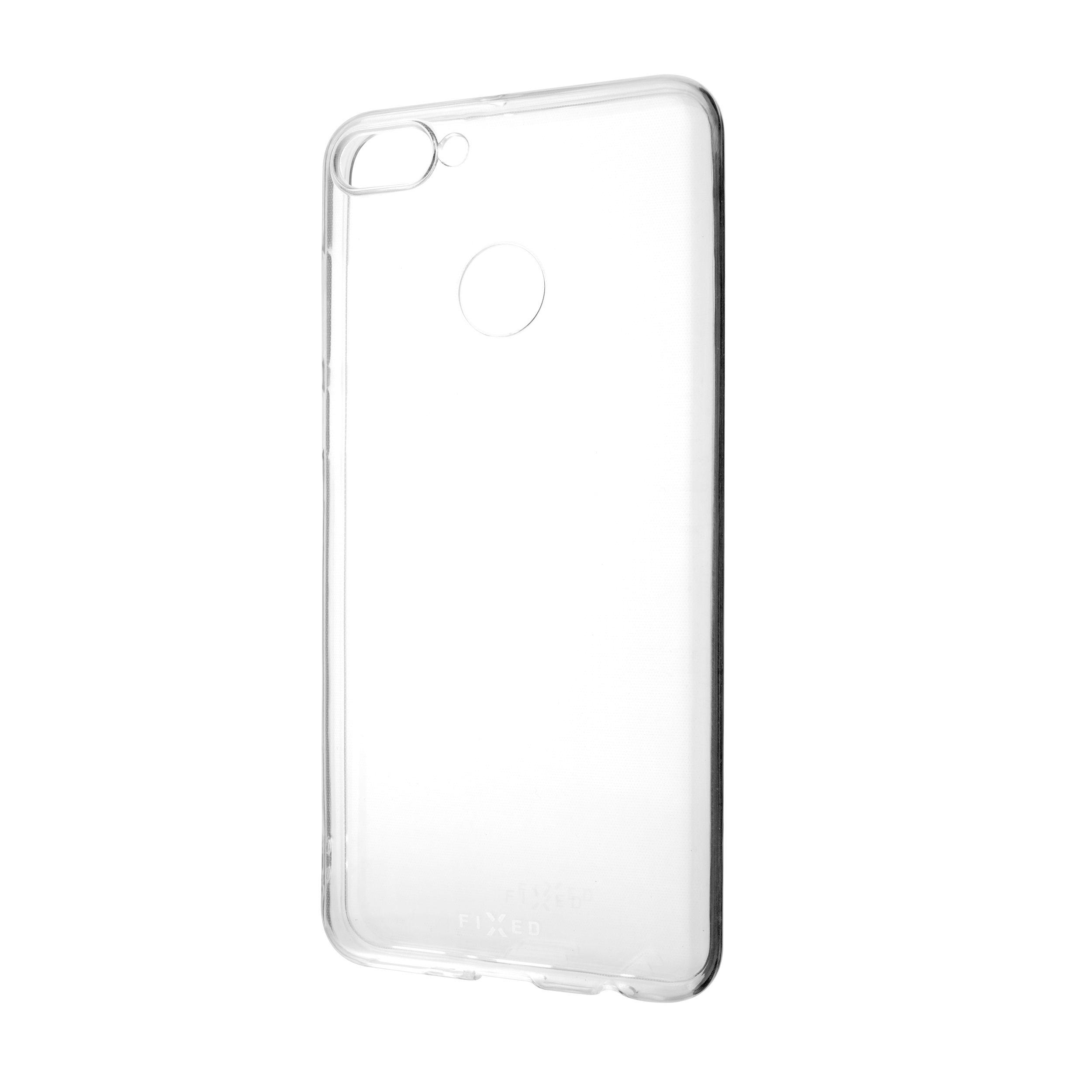 FIXED Skin ultratenké pouzdro pro Huawei Y9 (2018), 0,5 mm, čiré