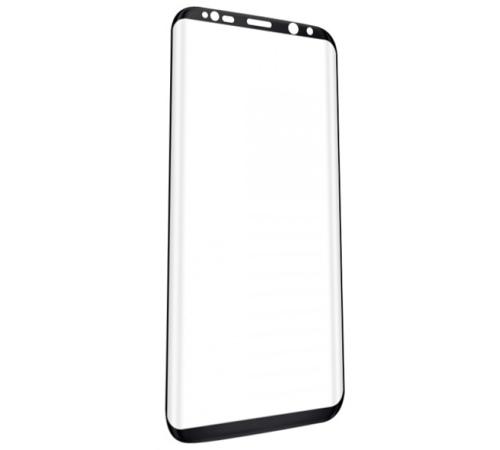 Tvrzené sklo Blue Star PRO pro Samsung Galaxy S9, Full face, black