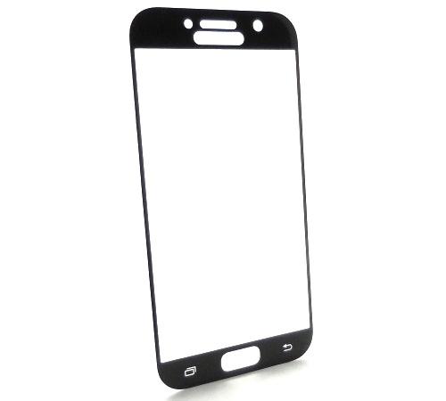 Tvrzené sklo Blue Star PRO pro Samsung Galaxy A8 2018, Full face, black