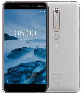 Chytrý telefon Nokia 6.1