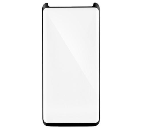 Tvrzené sklo Blue Star PRO pro Samsung Galaxy S8 Plus, Full face, black, menší
