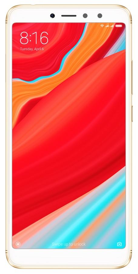 Xiaomi Redmi S2 Global 3GB/32GB zlatá