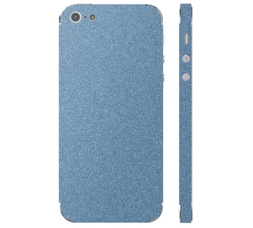 Ochranná fólie 3mk Ferya pro Apple iPhone 5S, zlatý chameleon