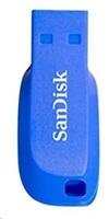 USB flash disk SanDisk FlashPen-Cruzer™ Blade 64GB, modrá