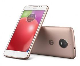 Chytrý telefon Moto E4
