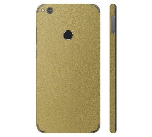 Ochranná fólie 3mk Ferya pro Huawei P8 Lite, zlatá lesklá