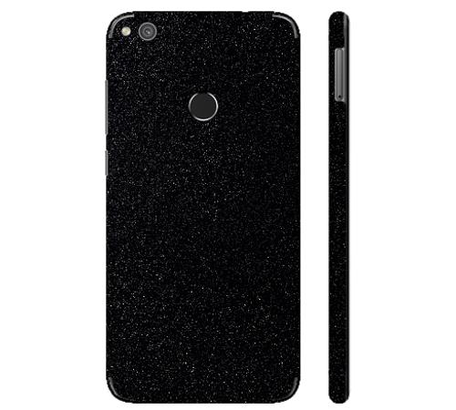 Ochranná fólie 3mk Ferya pro Huawei P8 Lite, černá lesklá
