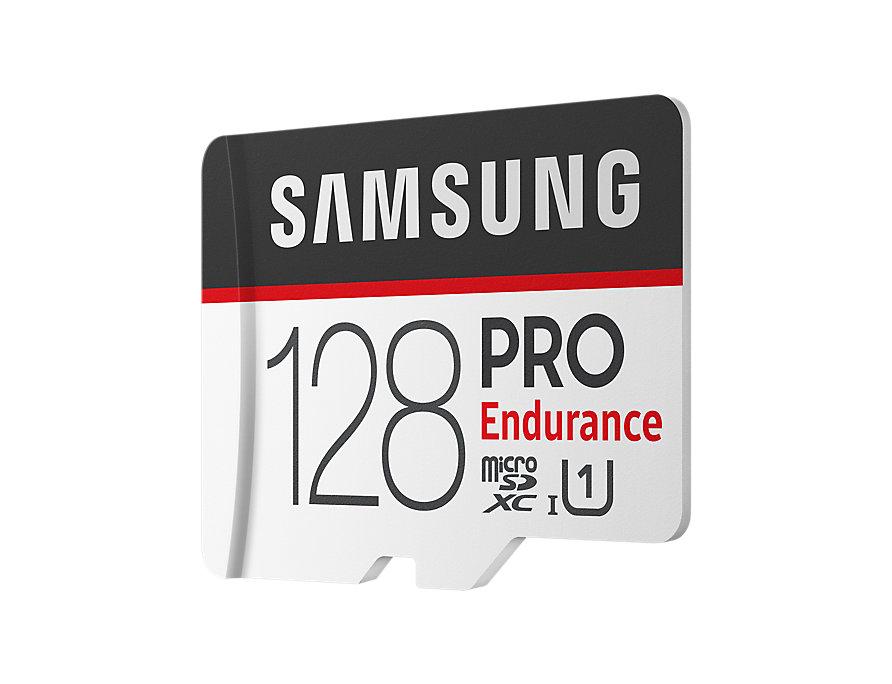 Paměťová karta Samsung PRO 128GB microSDHC Class 10 + adapter
