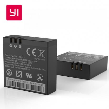 Náhradní baterie pro Xiaomi Yi 4K Camera