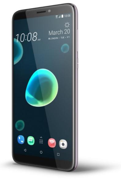 HTC Desire 12+ DualSIM růžová