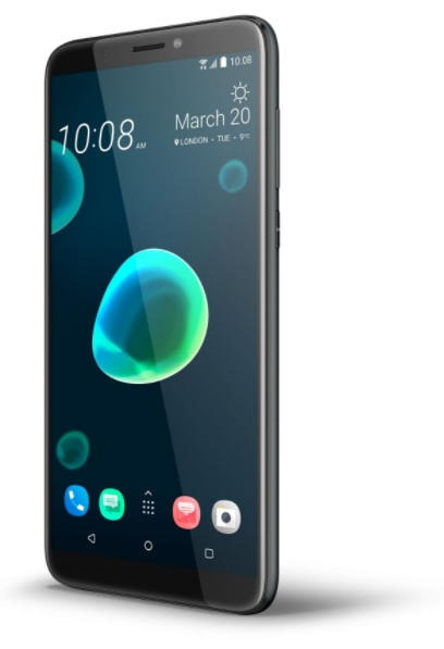 HTC Desire 12+ DualSIM černý