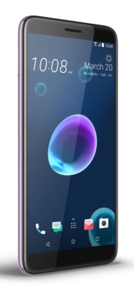 HTC Desire 12 DualSIM růžový
